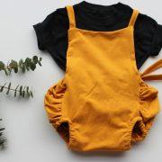 Organic Mustard Sweatshirt