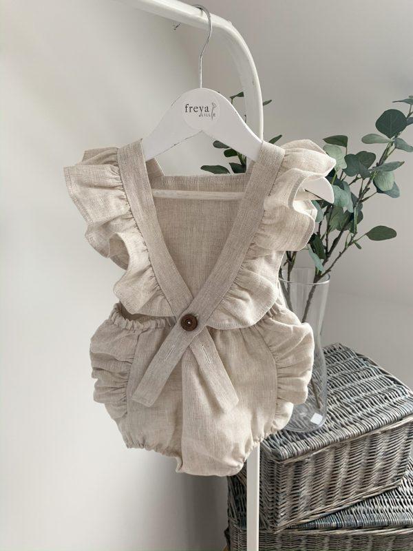 baby natural linen