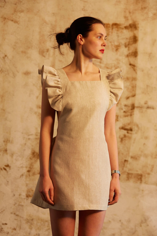 Womens Linen Dresses