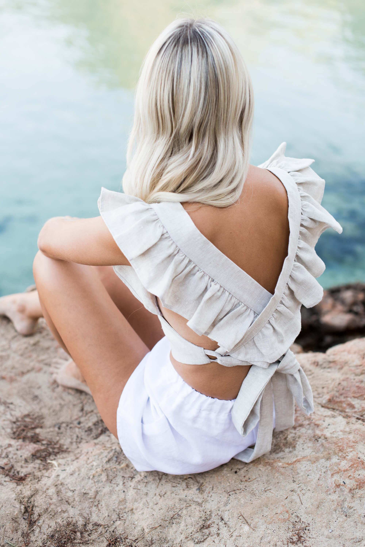 Linen Tops