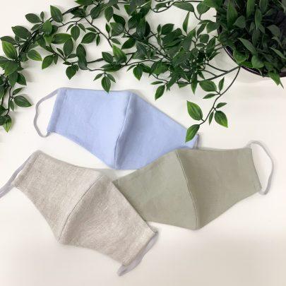 linen-facemask